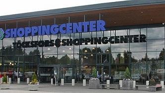 Köpcentrum & Gallerior i Sverige - Hitta centrum & butiker i