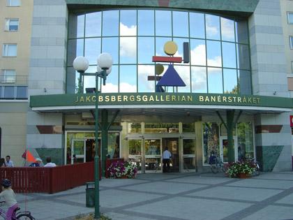 Jakobsbergs Centrum