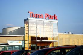 Tuna Park Köpcentrum
